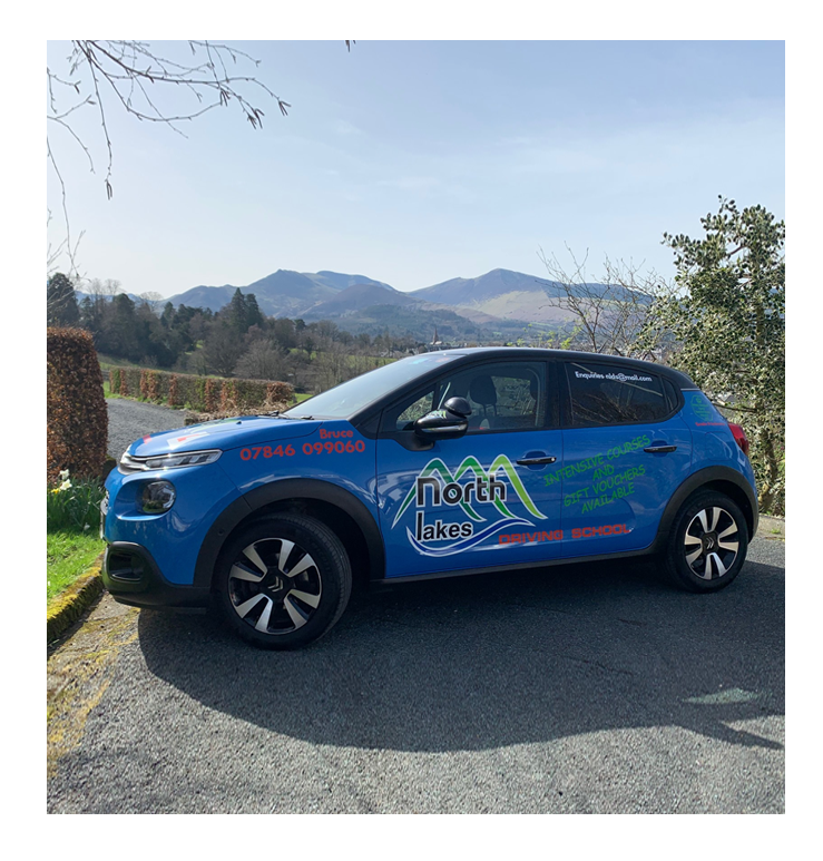 Driving Lessons in Ambleside, Keswick, Wigton, Carlisle and Penrith - North Lakes Driving School